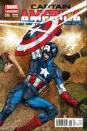 Captain America Vol 7 18 Fabry Variant