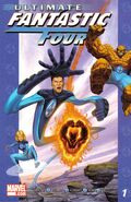 Ultimate Fantastic Four 1 (NL)