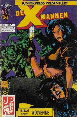 X-Mannen 107