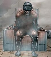 Antonio Aggasiz (Earth-616) from X-Force Vol 4 3 004