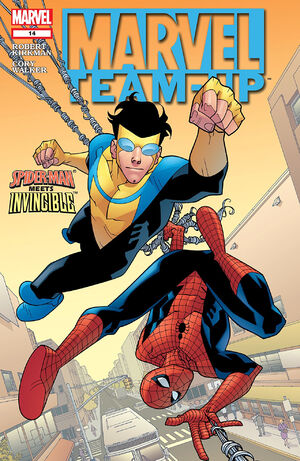 Marvel Team-Up Vol 3 14