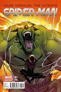 Miles Morales Ultimate Spider-Man Vol 1 3 Pichelli Variant
