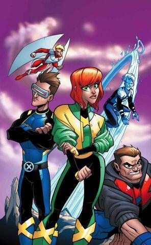 File:X-Men Blue Vol 1 1 Martin Variant Textless.jpg