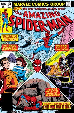 Amazing Spider-Man Vol 1 195