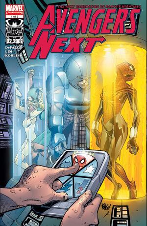 Avengers Next Vol 1 4