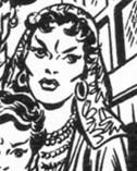 Cynthia von Doom (Earth-77013) Spider-Man Newspaper Strips Vol 1