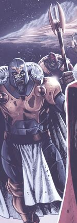 Heimdall (Earth-12591) from Marvel Zombies Destroy! Vol 1 4 0001
