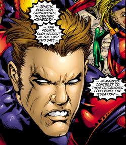 Simon Hall (Earth-616) from Uncanny X-Men Vol 1 366