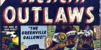 Western Outlaws Vol 1