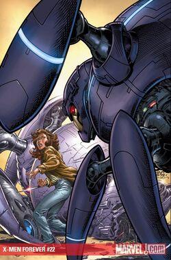 X-Men Forever Vol 2 22 Textless