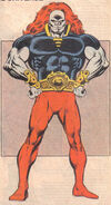 Tryco Slatterus (Earth-616) from Official Handbook of the Marvel Universe Vol 3 2 0001