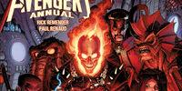 Uncanny Avengers Annual Vol 1