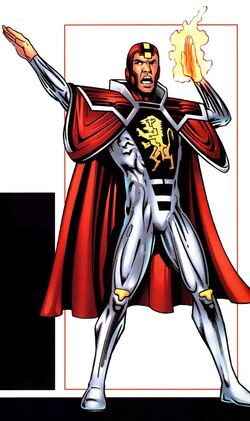 Peter Hunter (Earth-616) from All-New Official Handbook of the Marvel Universe A to Z Vol 1 1 001
