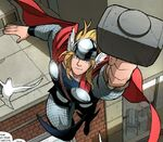 Thor Odinson (Earth-5631) Thor and the Warriors Four Vol 1 4