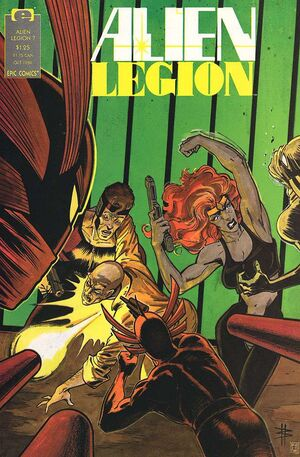 Alien Legion Vol 2 7