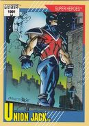 Joseph Chapman (Earth-616) from Marvel Universe Cards Series II 0001