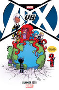 Secret Wars - Avengers vs. X-Men