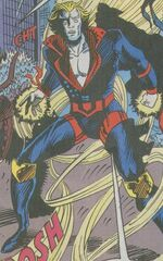 Vor (Earth-616) from Web of Spider-Man Annual Vol 1 9 0001