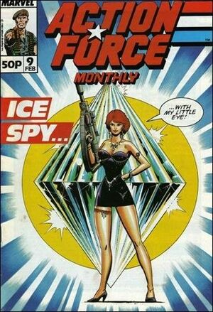 Action Force Monthly Vol 1 9