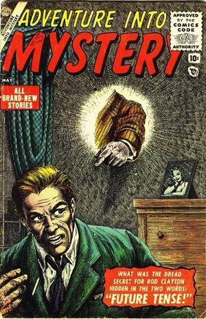 Adventure into Mystery Vol 1 1