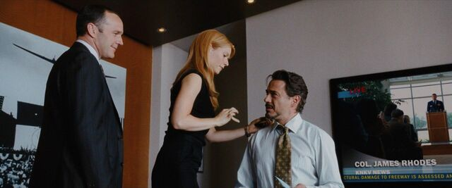 File:Anthony Stark (Earth-199999), Virginia Potts (Earth-199999) and Phillip Coulson (Earth-199999) from Iron Man (film) 001.jpg