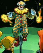 Eliot Franklin (Clown) (Earth-20051) X-Men and Power Pack Vol 1 3