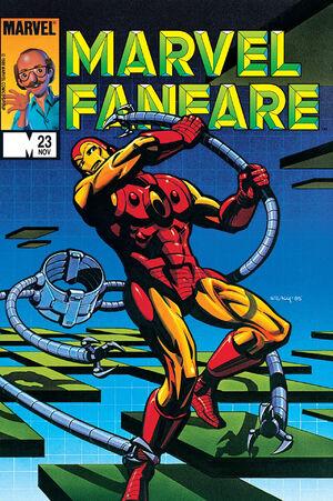 Marvel Fanfare Vol 1 23