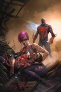 Spider-Man 2099 Vol 3 25 Textless