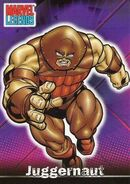 Cain Marko (Earth-616) from Marvel Legends (Trading Cards) 0001