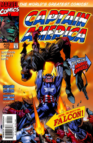 Captain America Vol 2 10