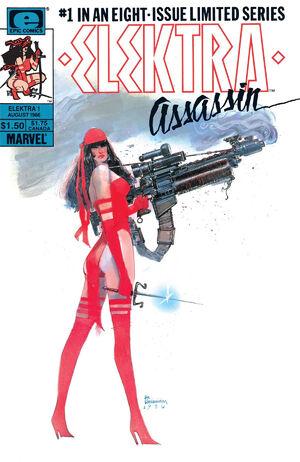 Elektra Assassin Vol 1 1