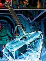 Hammer of Skadi from Fear Itself Vol 1 1 0001