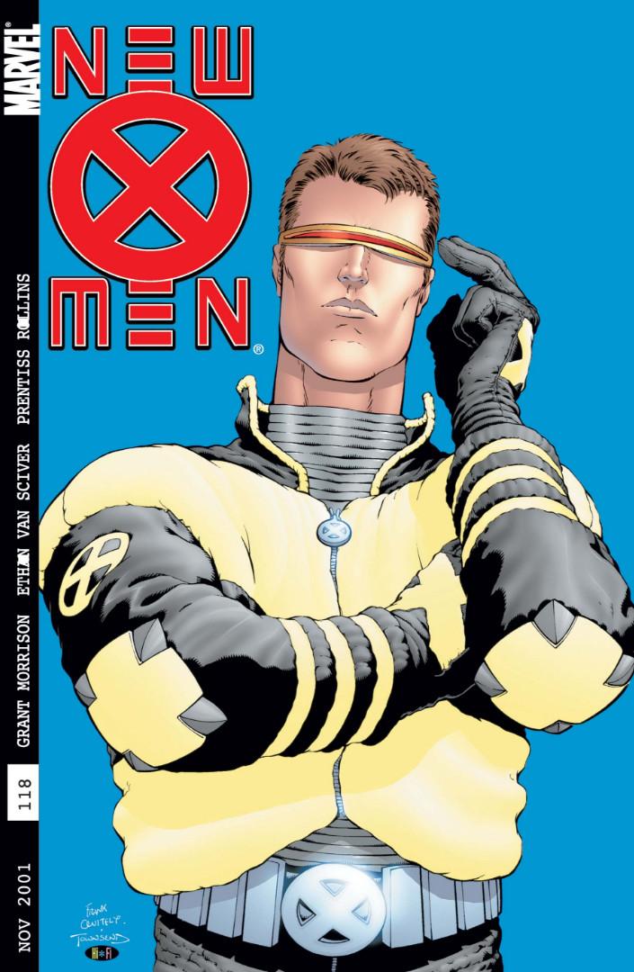 New X-Men Vol 1 118