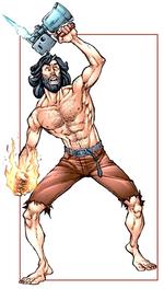 Peter Brand (Earth-616) from Defenders - Strange Heroes Vol 1 1