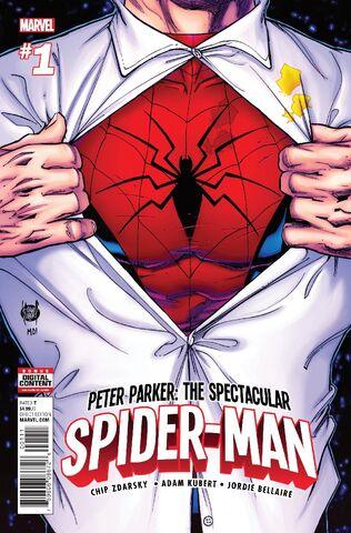 File:Peter Parker The Spectacular Spider-Man Vol 1 1.jpg