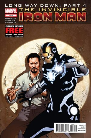 Invincible Iron Man Vol 1 519