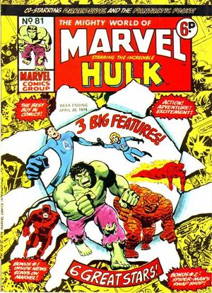 Mighty World of Marvel Vol 1 81