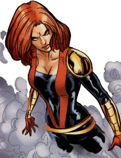 Amelia Voght (Earth-616) from X-Men Legacy Vol 1 225 0002
