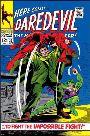 Daredevil Vol 1 32