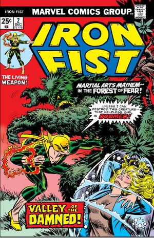 Iron Fist Vol 1 2