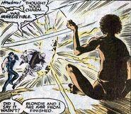 Skullbuster, Pretty Boy en Bonebreaker ontsnappen aan de X-Men (X-Men -229)