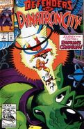 Defenders of Dynatron City Vol 1 5