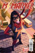 Ms. Marvel Vol 3 2 Molina Variant
