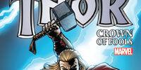 Thor: Crown of Fools Vol 1