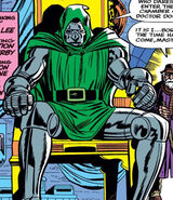 Victor von Doom (Earth-616) from Fantastic Four Annual Vol 1 2 0001
