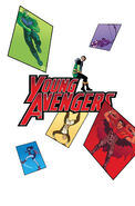 Young Avengers Vol 2 2 Textless