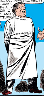 Abraham Erskine (Earth-616) from Captain America Comics Vol 1 1 0002