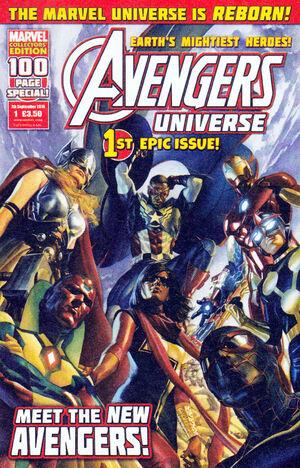 Avengers Universe (UK) Vol 2 1
