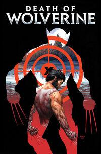 Death of Wolverine Vol 1 1 Textless