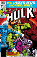 Incredible Hulk Vol 1 252